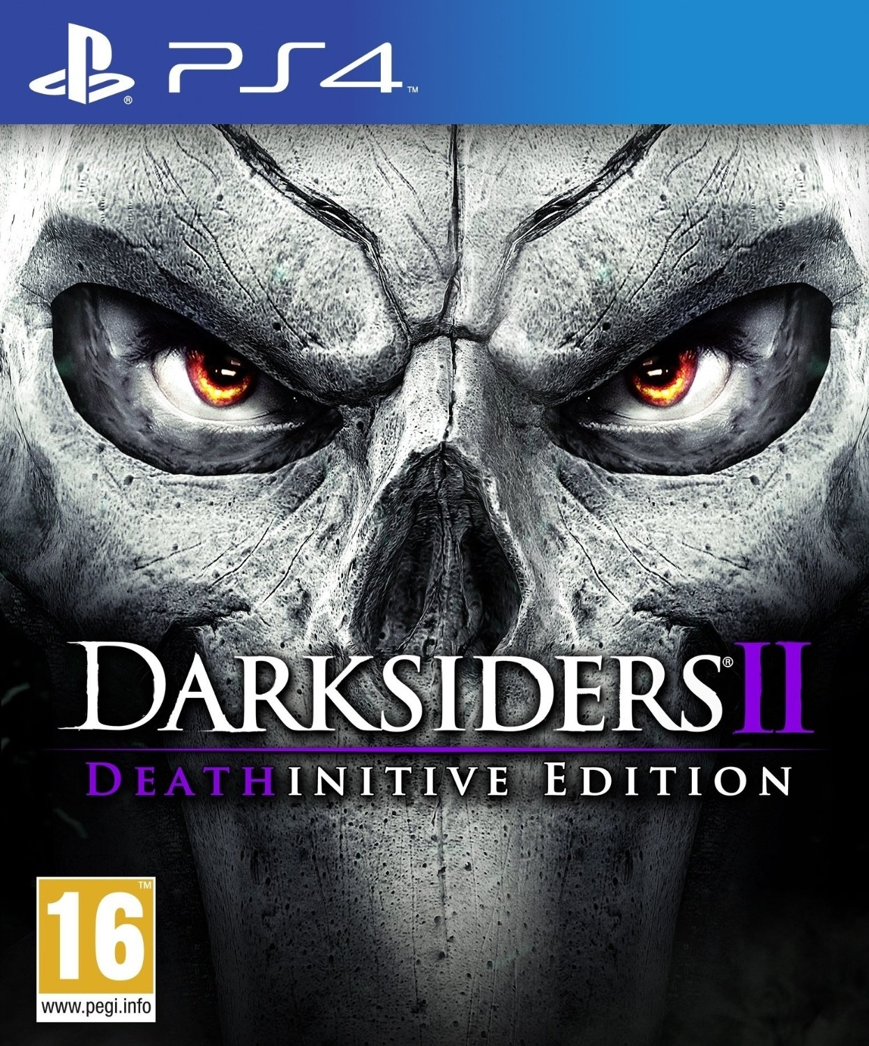 Darksiders II: Deathfinitive Edition (PS4)